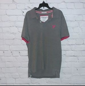 American Eagle Outfitters Vintage Fit Polo Shirt